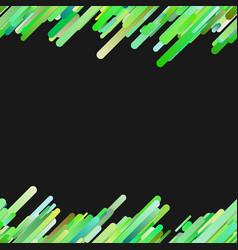 Green seamless modern gradient diagonal stripe vector