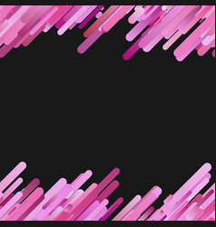 Pink abstract repeating gradient diagonal stripe vector
