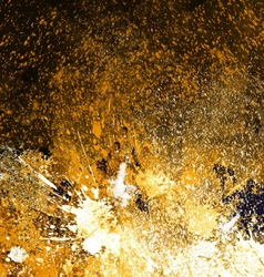 Splash Painting vector