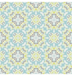 vintage luxury pattern for fabric vector image