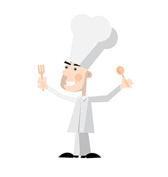 Chef - Cook vector image