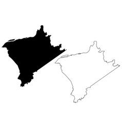 Crittenden county kentucky us county united vector