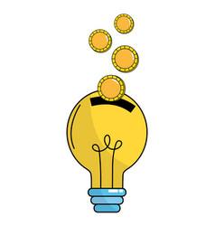 saving money idea vector image