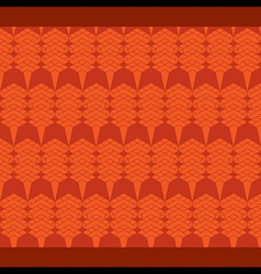 creative shape design pattern background vector image