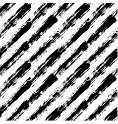 Diagonal striped pattern painted vector
