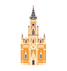 Novi sad church name mary vector