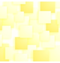 Set of Yellow Squares Squares Pattern vector