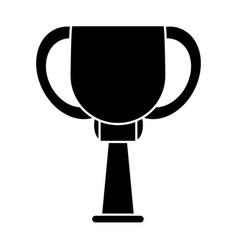 Trophy sport image pictogram vector
