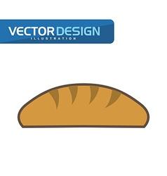 Delicious food design vector