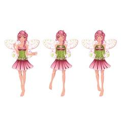 Floral Fairy2 vector
