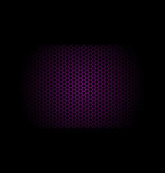 Honeycomb background geometric hexagons vector