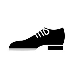 shoes groom icon sign o vector image
