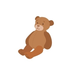 Toy Teddy Bear vector