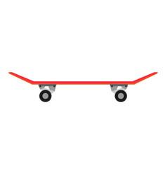skateboard design skate hipster sport urban vector image vector image