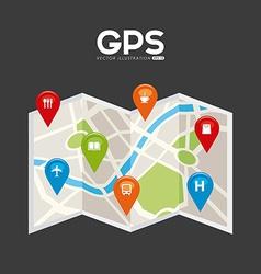 Gps signals vector