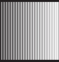 halftone pattern background striped lines vector image vector image