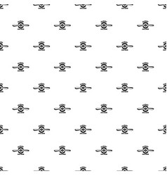 flight avia show pattern seamless vector image