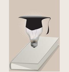 Graduation concept vector