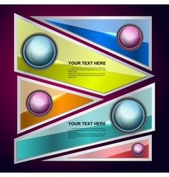 labels design vector image