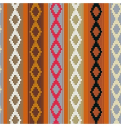 Seamless ethnic texture vector