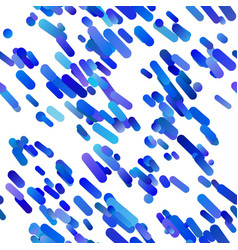 blue abstract repeating diagonal gradient rounded vector image