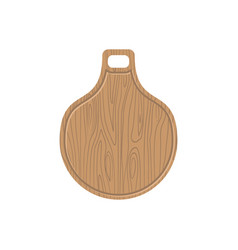 Cutting board wooden kitchen plank kitchen vector