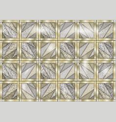 Marble floor vector