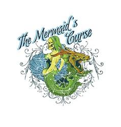 Mermaids curse vector