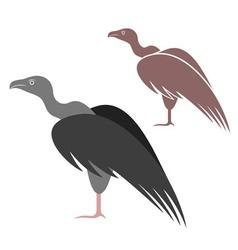 Vulture vector