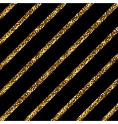 Golden diagonal lines vector