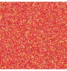 Seamless Cross Pattern geometric red vector