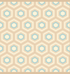 seamless geometric abstract pattern of color vector image