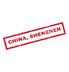 China Shenzhen Rubber Stamp vector