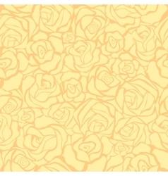 Seamless retro background vector
