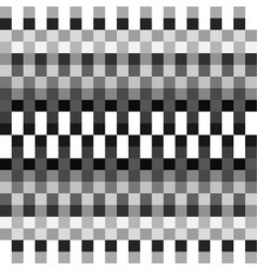 squares blocks abstract monochrome geometric vector image
