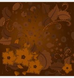 hazel flowers vector image