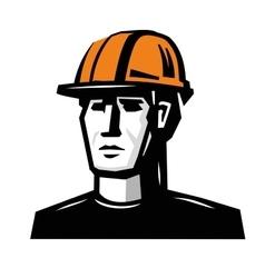 Worker man vector