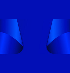 Abstract blue background in premium indian style vector