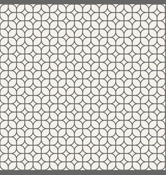 abstract seamless geometric japanese pattern vector image