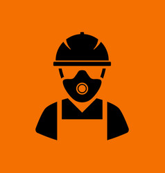 repair worker icon vector image