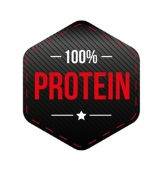 Hundred percent protein patch vector