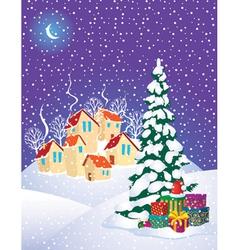 Christmas mystery vector