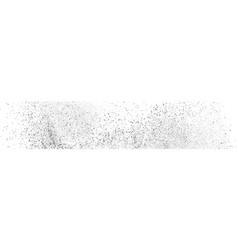 dark noise granules long banner vector image