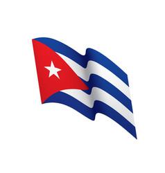 Cuba flag vector
