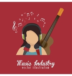 isolated icon design vector image