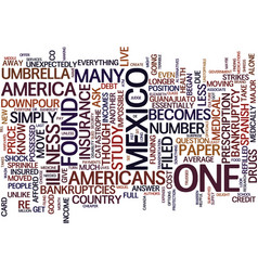 Good bye america text background word cloud vector