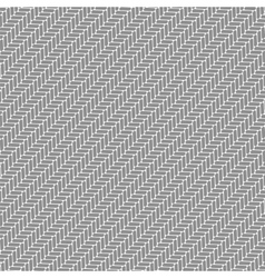 Abstract Mosaic Grey Background vector image