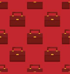 bag seamless pattern vector image