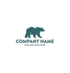 Bear logo-5 vector