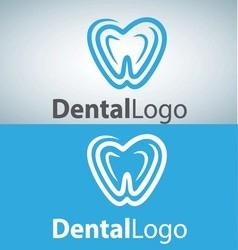 Dental logo 10 vector